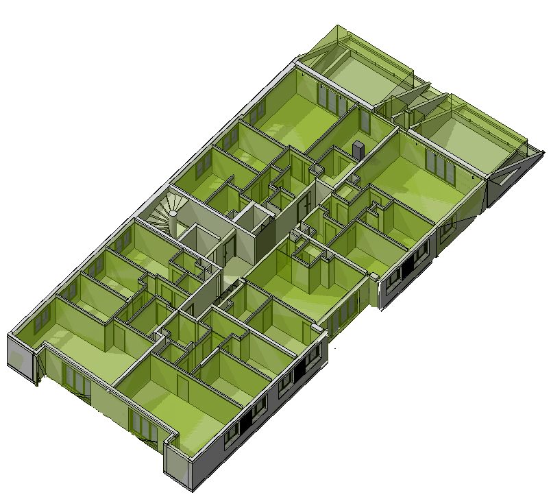 Maquette numérique BIM en études de prix bâtiment 1